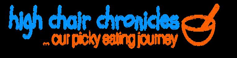 high chair chronicles