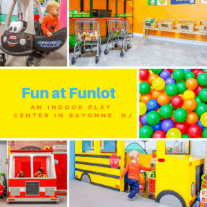 Fun at Funlot – An Indoor Play Center in Bayonne, NJ