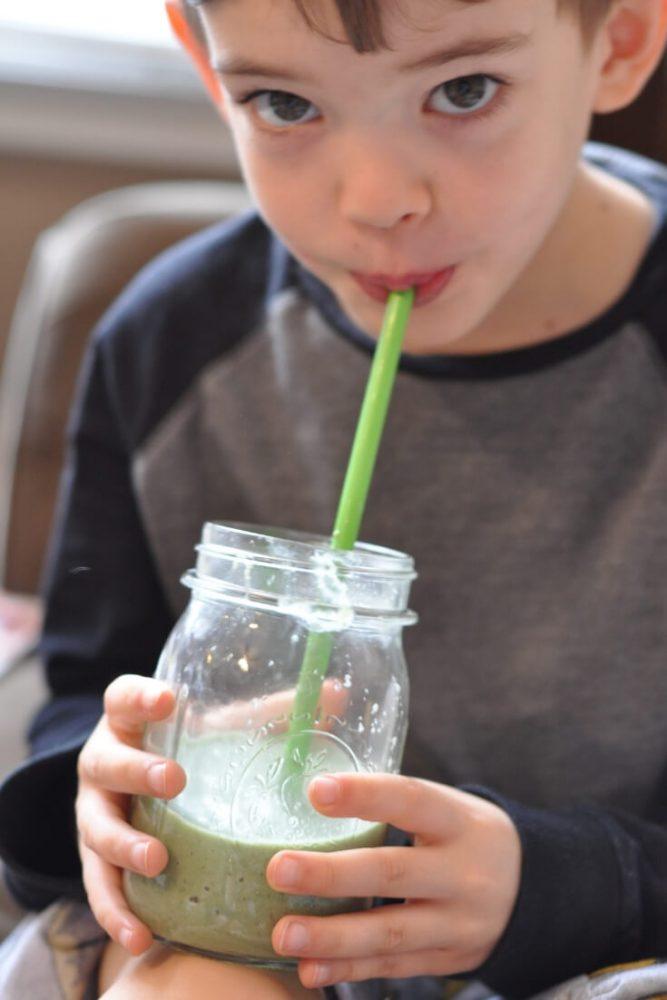 image of hulk green smoothie