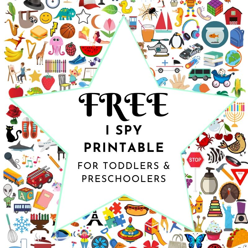 free i spy printable graphic