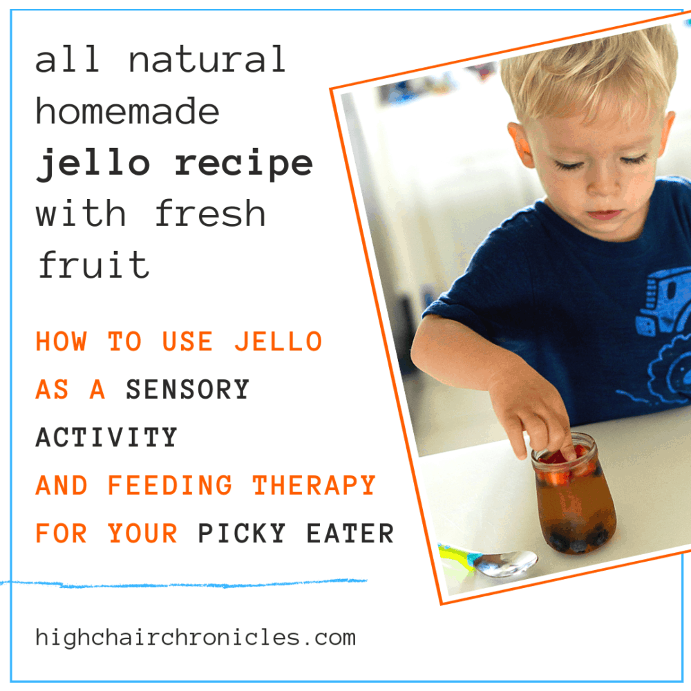 jello with fruit for picky eaters graphic
