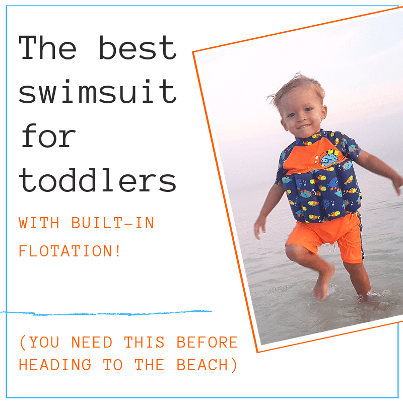 toddler swimsuit graphic