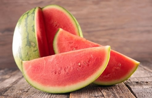 low sugar fruit - watermelon