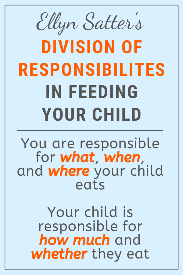 division of responsibilities pinterest graphic