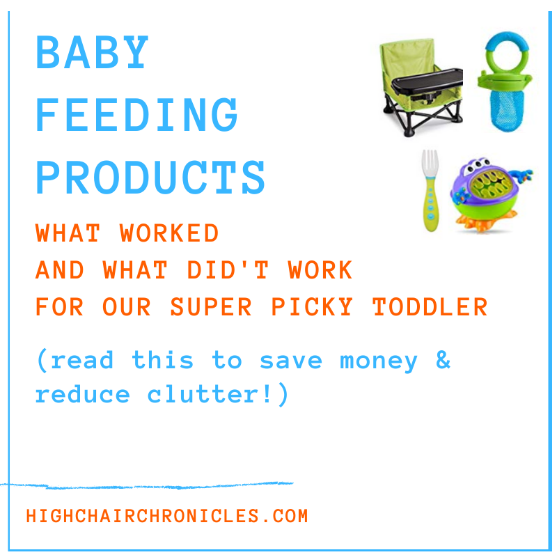 baby feeding products graphic