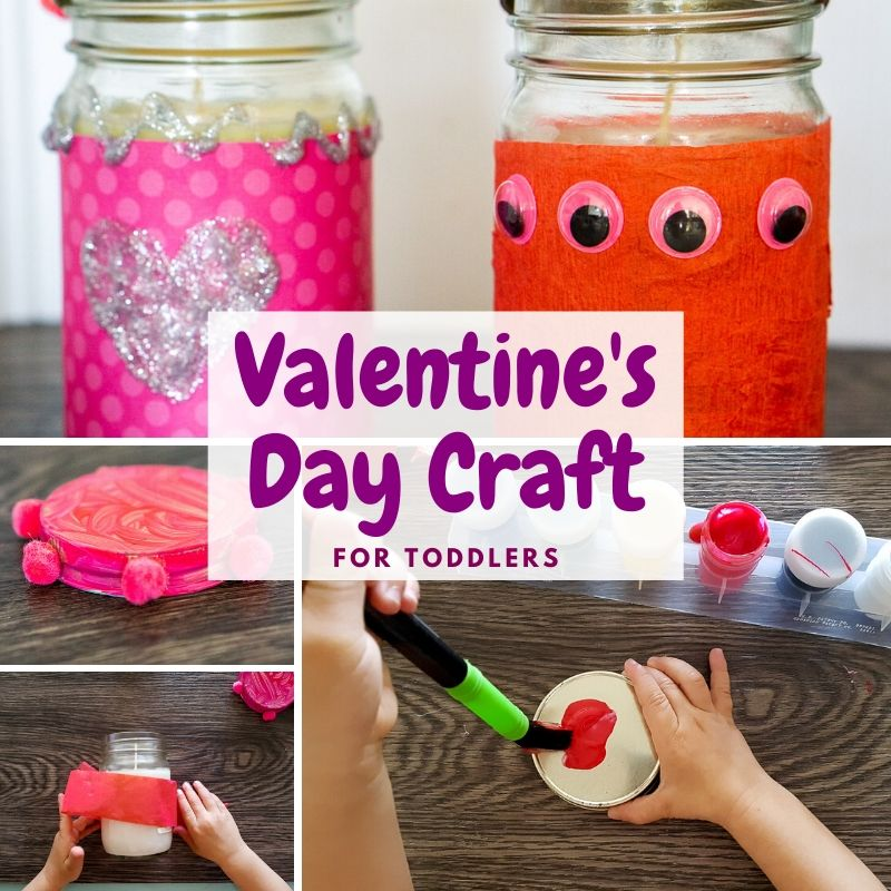 valentine's day craft for toddlers square graphic