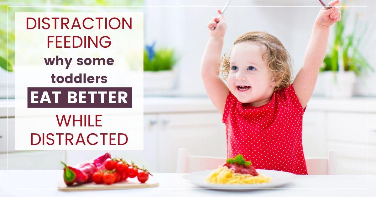 distraction feeding graphic