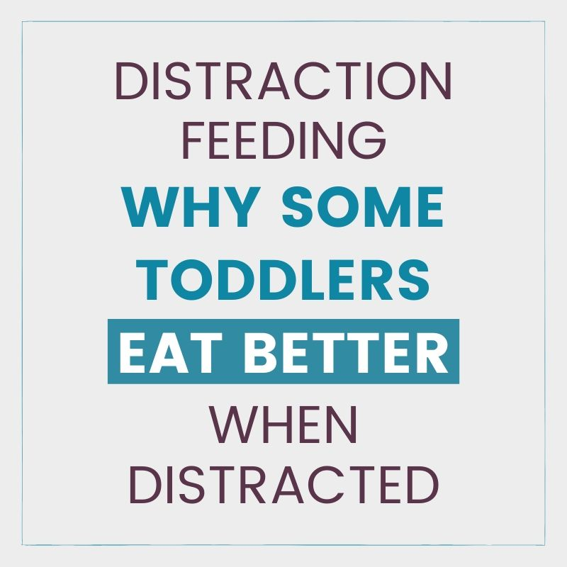 distraction feeding graphic