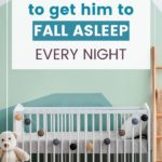 how to get toddler to fall asleep graphic