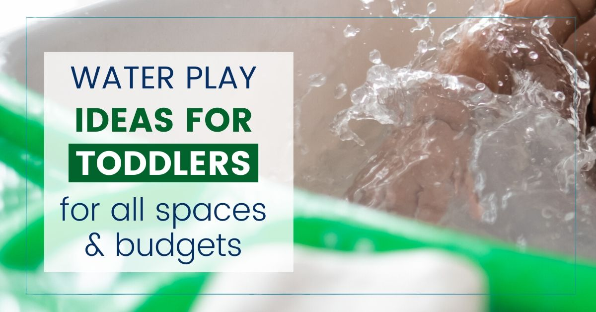 water play for toddlers graphic