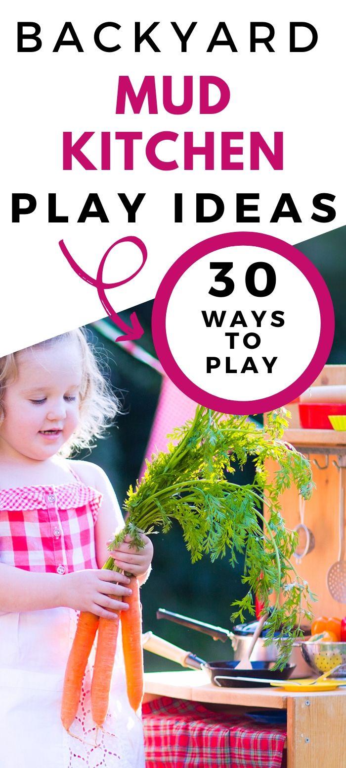 30 Mud Kitchen Play Ideas High Chair Chronicles