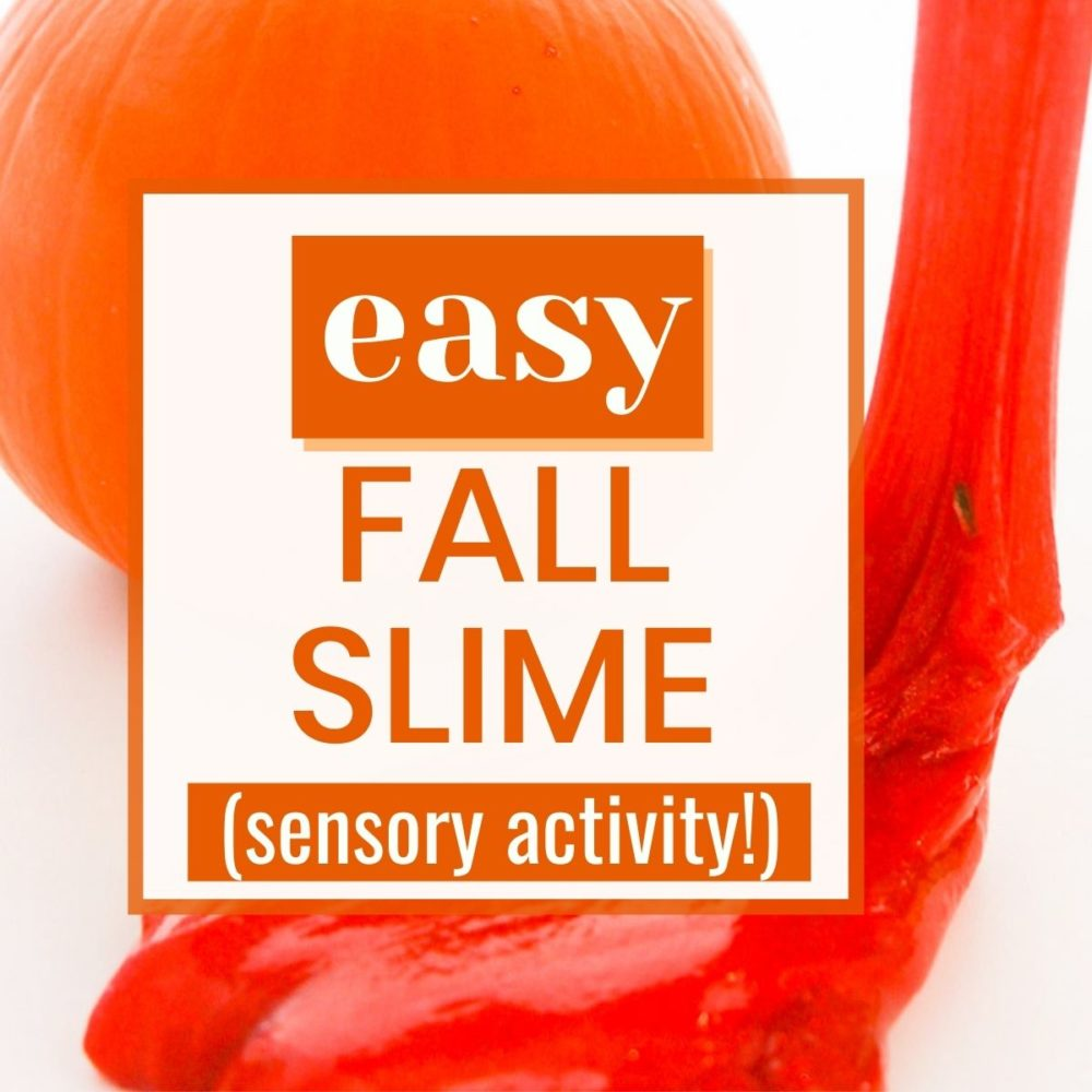 easy fall slime graphic